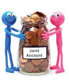 Consider-the-pros-and-cons-of-joint-accounts-to-stay-debt-free